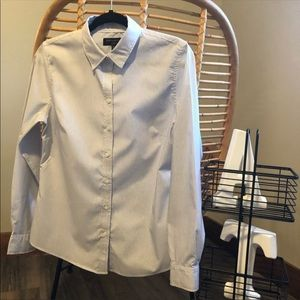 Banana Republic Tailored Fit Button Down Shirt 10